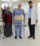 OMURGA CERRAHİSİ - Fizik Tedavi İle Yürümeye Başladı