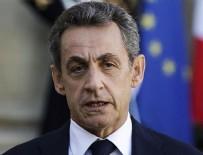 NİCOLAS SARKOZY - Sarkozy'den cumhurbaşkanlığı açıklaması