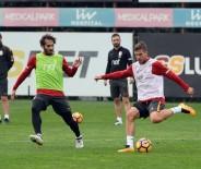 METİN OKTAY - Galatasaray, Bursaspor Maçının Hazırlıklarına Başladı