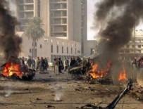 SEMT PAZARI - Irak'taki bombalı saldırıların acı bilançosu