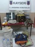 KAÇAK KAZI - Kaçak Kazı Yapan 12 Kişi Suçüstü Yakalandı