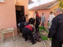 KOL SAATI - Karacasu'da Ev Yangını Açıklaması 1 Ölü