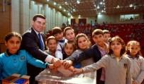 HAKAN TÜTÜNCÜ - Kepez'de Çocuklar Söz Sahibi