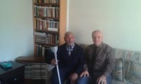 BALABAN - Malatyalı Cengiz Amca 100 Yaşın Sırrını Açıkladı