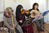 KASIDE - Mamak'ta, Bayanlar Tasavvuf Müziği Korosu Kuruldu