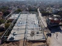 BAŞKARCı - Merkezefendi Belediyesi'nden 50 Mahallede Çalışma