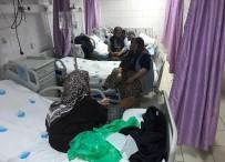 KARIN AĞRISI - Mevlitte Pilav Yiyen 55 Kişi Hastanelik Oldu