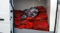 MIDYE DOLMA - Jandarmanın durdurduğu iki araçta kaçak midye ele geçirildi