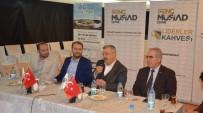HıZLı TREN - MÜSİAD İzmir'in Kasım Ayı Konuğu Necip Nasır Oldu