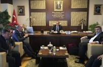 GÖNÜL KÖPRÜSÜ - Pursaklar Belediye Başkanı Çetin Açıklaması 'Pursaklar Ve Türkiye Olarak Her Zaman Gönül Coğrafyamızın Yanındayız'