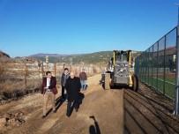 BİSİKLET YOLU - Reşadiye'de Bisiklet Ve Yürüyüş Yolu Projesi