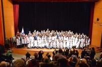 TIP EĞİTİMİ - SAÜ'de Tıp Öğrencileri Beyaz Önlük Giydi