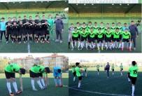 RıDVAN FADıLOĞLU - Şehitkamilli Gençler Futbol Sezonuna İyi Başladı