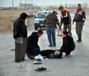 Seydişehir'de Trafik Kazası Açıklaması 2 Ağır