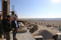 PİKNİK ALANLARI - Seyir Teraslarında Çalışmalar Devam Ediyor