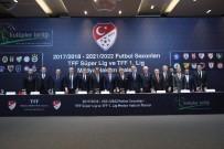 TURKCELL - Süper Lig'in Yayıncısı Belli Oldu