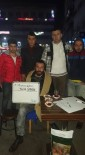 OTURMA EYLEMİ - Trabzon'un Oturan Adamı