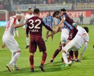 ALPER ULUSOY - Trabzonspor'a Evinde Şok