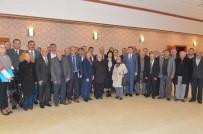Vali Civelek, Pınarhisar İlçesindeki Muhtarlarla Bir Araya Geldi