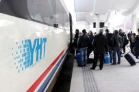 KALP HASTALARI - Yüksek Hızlı Tren Kalbe Zarar Vermiyor