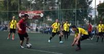 TERTIP KOMITESI - 15 Temmuz Şehidine Saygı Turnuvası Sona Erdi
