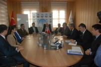 CEVDET CAN - 30 Milyon TL'lik Meydan Projesinin Mutabakat Metni İmzalandı