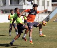 ADANASPOR - Adanaspor, Antalyaspor Maçı Hazırlıklarını Sürdürdü