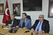 ACıMASıZ - AK Parti Afyonkarahisar İl Başkanlığı Haftalık Basın Toplantıları Devam Ediyor