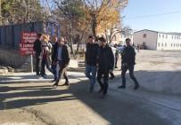 ÖZEL HAREKET - AK Parti İlçe Başkanlığına Bombalı Saldırı Düzenlenmesi