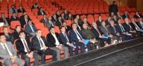 AYKUT PEKMEZ - Aksaray'da Acil Müdahale Planının Masa Başı Tatbikatı Yapıldı