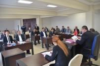İMAR PLANI - Alaplı Belediye Meclisi Kasım Ayı Toplantısı Tamamlandı