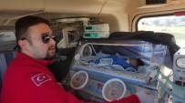AMBULANS HELİKOPTER - Ambulans Helikopter 11 Günlük Bebek İçin Havalandı