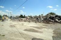 KENTSEL DÖNÜŞÜM PROJESI - Anbar Mahallesi'nde 11 Blok, 445 Konut Ve Bin 680 Metrekare İşyeri İle Dönüşüm Başladı