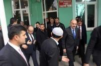 EVLAT ACISI - Bakan Müezzinoğlu Taziye Ziyaretinde Bulundu