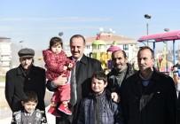 GENELKURMAY - Başkan Akgül, 15 Temmuz Demokrasi Şehitleri Parkı'nı Denetledi