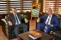 MOBESE - Başkan Baran, Körfez Emniyet Müdürlüğünü Ziyaret Etti