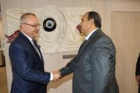ÖĞRETMENEVI - Başkan Ergün Kent Konseyi'ni Konuk Etti