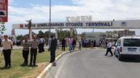 ANARŞI - Başkan Kocamaz'dan Otogar Açıklaması
