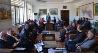 KOL SAATI - Başkan Süleyman Özkan'dan Emekliye Ayrılan 11 Personele Teşekkür Belgesi
