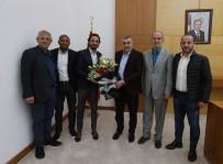 TUNCAY ŞANLI - Başkan Toçoğlu Gürses Ve Şanlı'yı Ağırladı