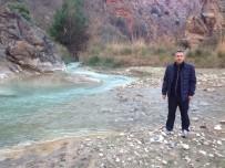 Bilecik Valisi Elban, İnhisar Koyunlu Hamam Şelalelerini İnceledi