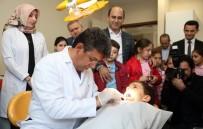 KÜÇÜKÇEKMECE BELEDİYESİ - Diş Hekimi Belediye Başkanından Diş Taraması