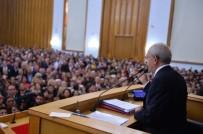 ADALET VE KALKıNMA PARTISI - Düzenlemenin Komisyona Çekilmesini Yorumladı