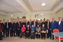 ALİ HAMZA PEHLİVAN - Emekli Öğretmenler Unutulmadı