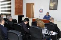 FATIH KıZıLTOPRAK - Ergene'de Halk Toplantısında Vatandaşların Sorunları Dinlendi