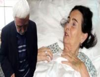 FATMA GİRİK - Fatma Girik şokta