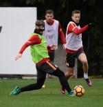 METİN OKTAY - Galatasaray, Bursaspor Maçı Hazırlıklarını Sürdürdü