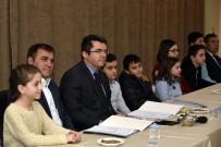 HALK EĞITIMI MERKEZI - Gümüşhane'de İl Milli Eğitim Danışma Komisyonu Toplantısı Yapıldı