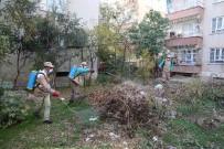 KıŞLAK - Haliliye Belediyesi Sivrisinek Kışlak Mücadelesi Başlattı