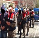 KARGıPıNARı - Jandarma 'Torbacılara' Göz Açtırmıyor